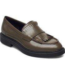 alex w loafers låga skor brun vagabond