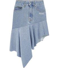 off-white mini skirt