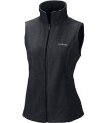 columbia benton petite springs fleece vest