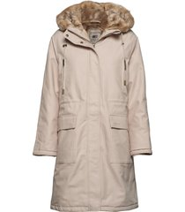 biella cotton parka parka lange jas jas beige lexington clothing