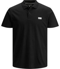 poloshirt jack & jones zwart plus size