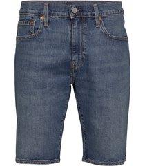 502 taper shorts 10 mt home sh jeansshorts denimshorts blå levi´s men