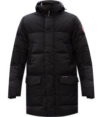 armstrong quilted down coat