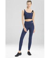 natori solstice leggings, women's, size xs