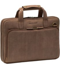 johnston & murphy men's laptop briefcase