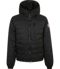 canada goose lodge hoodie