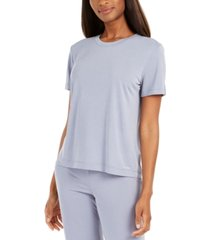 calvin klein women's liquid touch pajama top