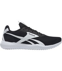 zapatilla negra reebok flexagon energy tr 2 0