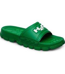trek sandal shoes summer shoes pool sliders grön h2o