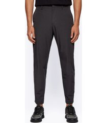boss men's multi-fit slim-fit trousers