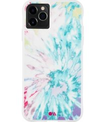 case-mate iphone 11 pro tie-dye case