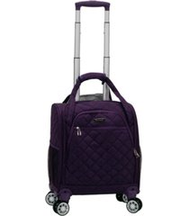 "rockland 15"" carry-on underseat spinner"