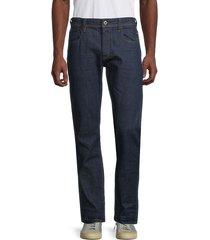 g-star raw men's g-bleid slim-fit jeans - dark blue - size 32x36