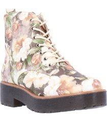 botin brittany floral we love shoes