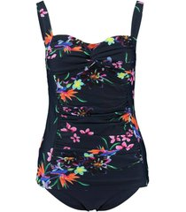 ladies mystic flower tankini
