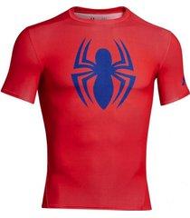 camiseta camiseta hombre under armour fr1244399-603l rojo