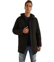 chaqueta ls brian coat negro guess