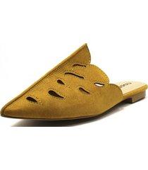 babucha amarilla gotta