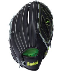 "franklin sports field master midnight series 14.0"" baseball glove - right handed thrower"