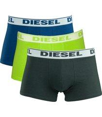 diesel boxershorts shawn 3pak lime