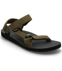 m original universal shoes summer shoes sandals grön teva
