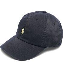 gorra azul-amarillo polo ralph lauren m classisc 2