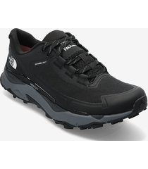 m vctv explrs fl shoes sport shoes outdoor/hiking shoes svart the north face