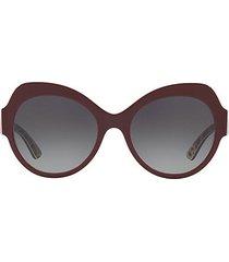 eternal 56mm cat eye sunglasses