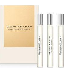 donna karan 3-pc. cashmere mist fragrance purse spray set