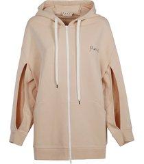 marni oversize hooded jacket