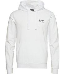 sweatshirt hoodie vit ea7