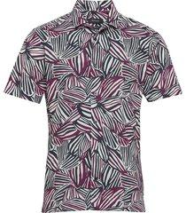 matrostol resort 2 overhemd met korte mouwen multi/patroon matinique
