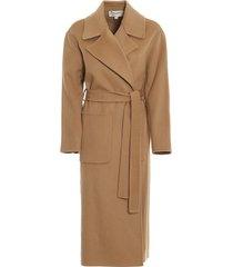 dbl face robe coat