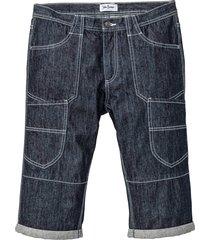 bermuda in jeans (blu) - john baner jeanswear
