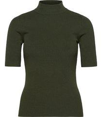 nubia ss pullover t-shirts & tops short-sleeved grön nümph
