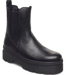 viola shoes chelsea boots svart pavement