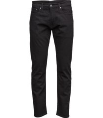 502 regular taper nightshine jeans zwart levi´s men