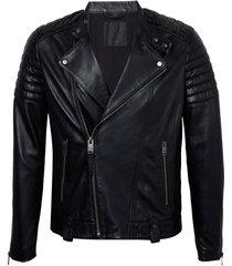 jaqueta calvin (preto, gg)
