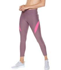 leggings lila-rosa under armour