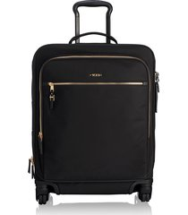 men's tumi voyageur tres leger 21-inch wheeled carry-on - black