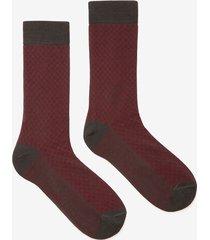 b print socks grey 37