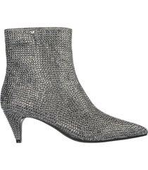 stivaletti stivali donna con tacco in pelle blaine flex