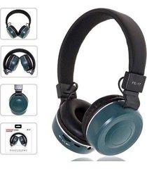 audífonos bluetooth, fe-17 inalámbricos auriculares - azul