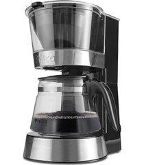 cafeteira pcf20pi design 550v 220v preta e cinza
