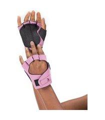 luvas para academia com polegar oxer - feminina