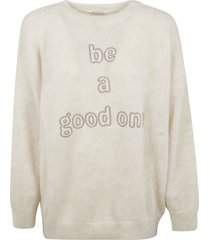 brunello cucinelli be a good one sweater