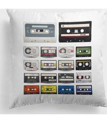 poduszka audio cassettes