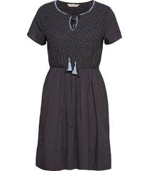 darya dress kort klänning svart odd molly