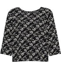 opus blouse met print falesha paint