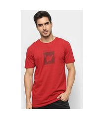 camiseta hang loose silk logart masculina